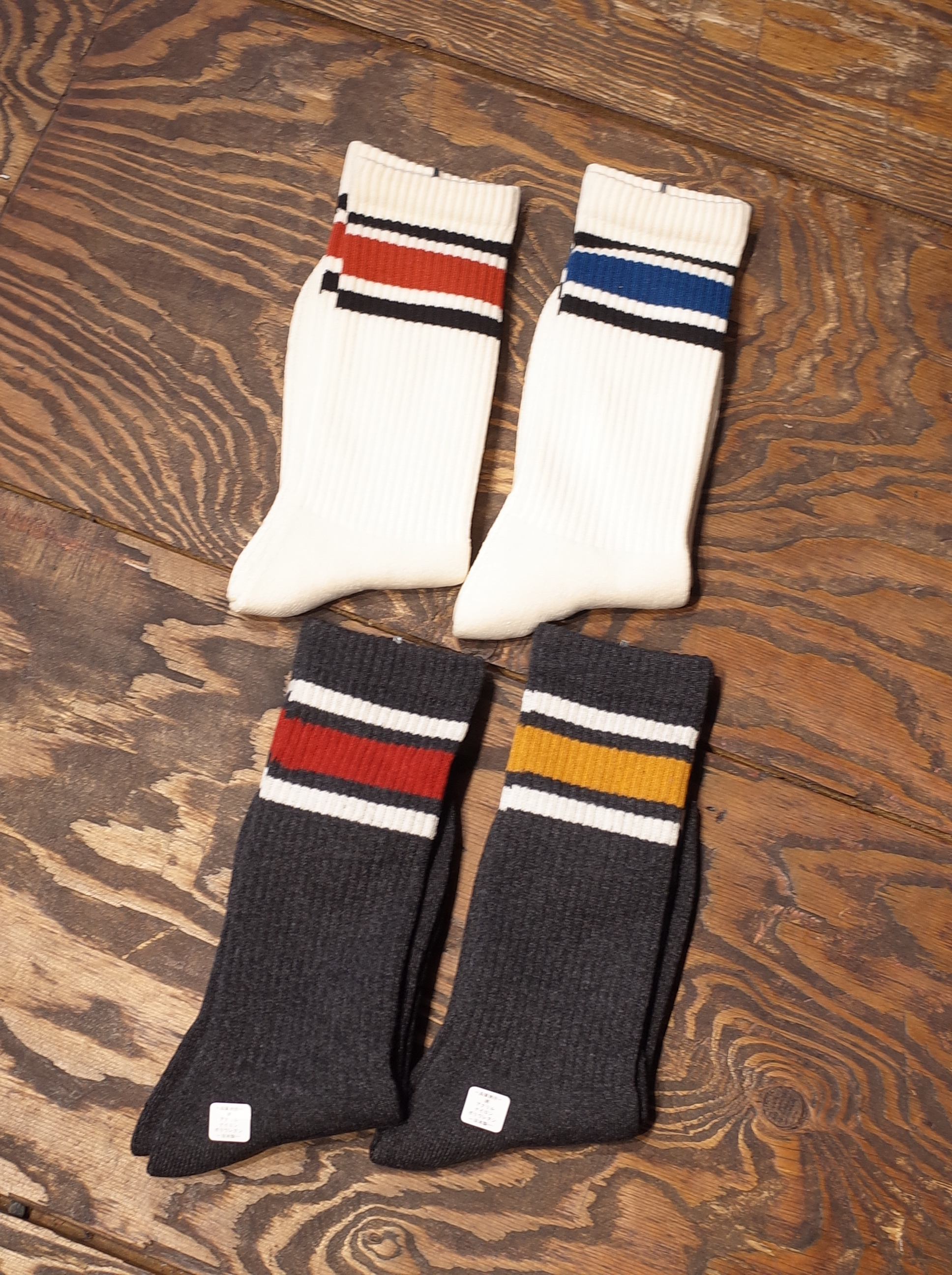 RADIALL  「2PAC SOX LINE」  ソックスセット