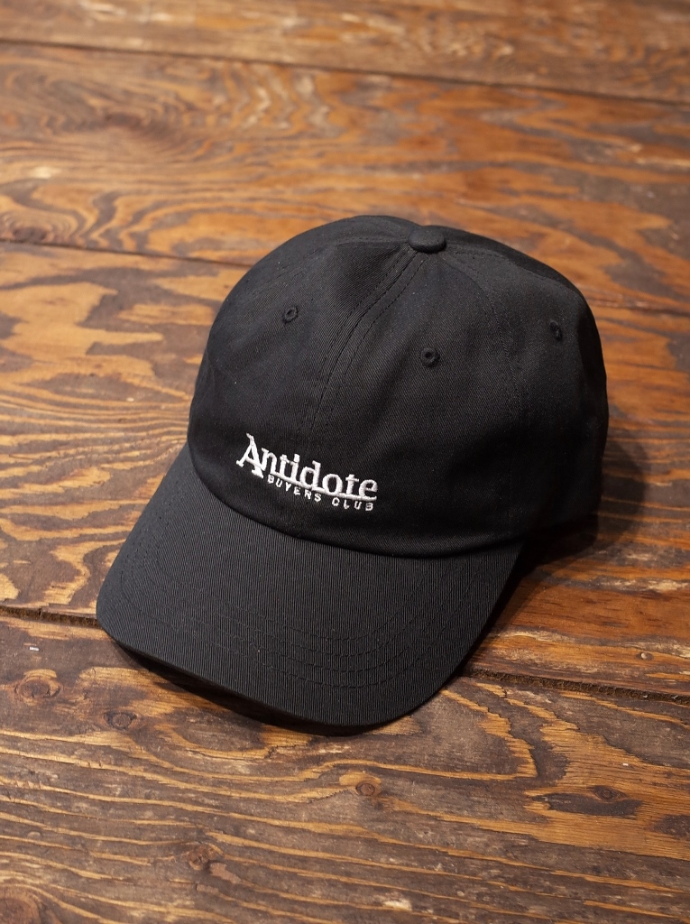 ANTIDOTE BUYERS CLUB by Cootie Productions   「Curved Brim 6 Panel Cap (CLASSIC)」 キャップ