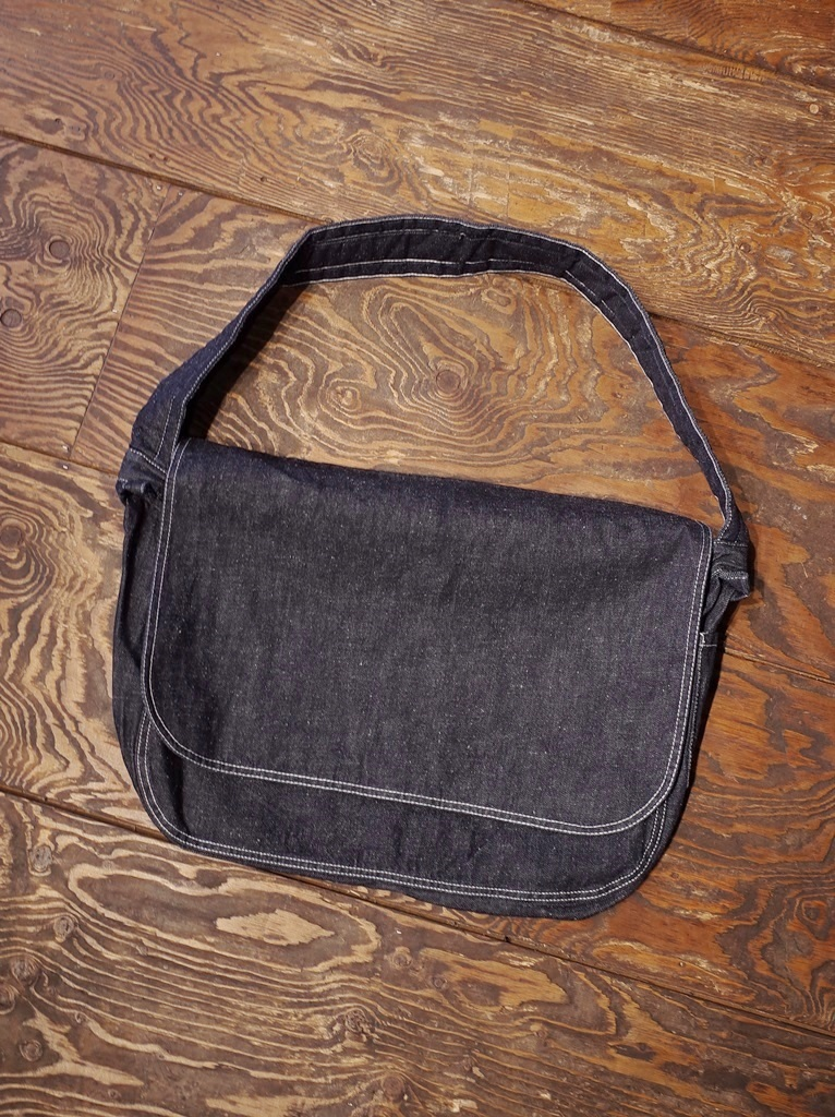RADIALL   「T.N. MAIL BAG」  メッセンジャーバッグ