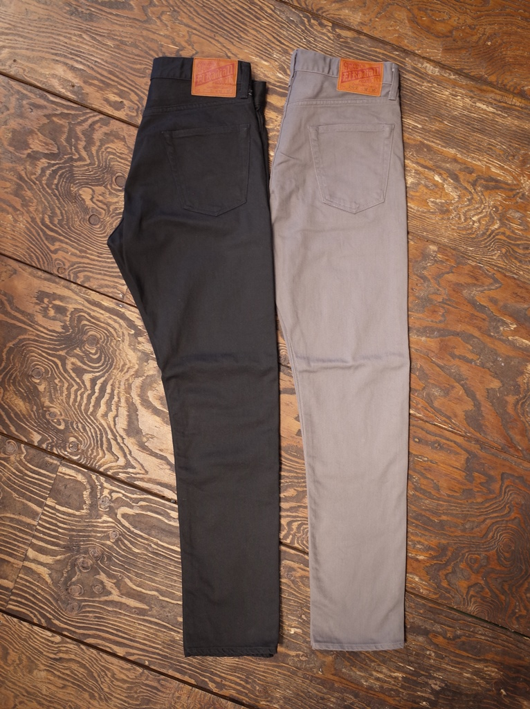 RADIALL  「TWILL 216Z -TAPERED FIT PANTS  」 スリムテーパード ストレッチツイルパンツ