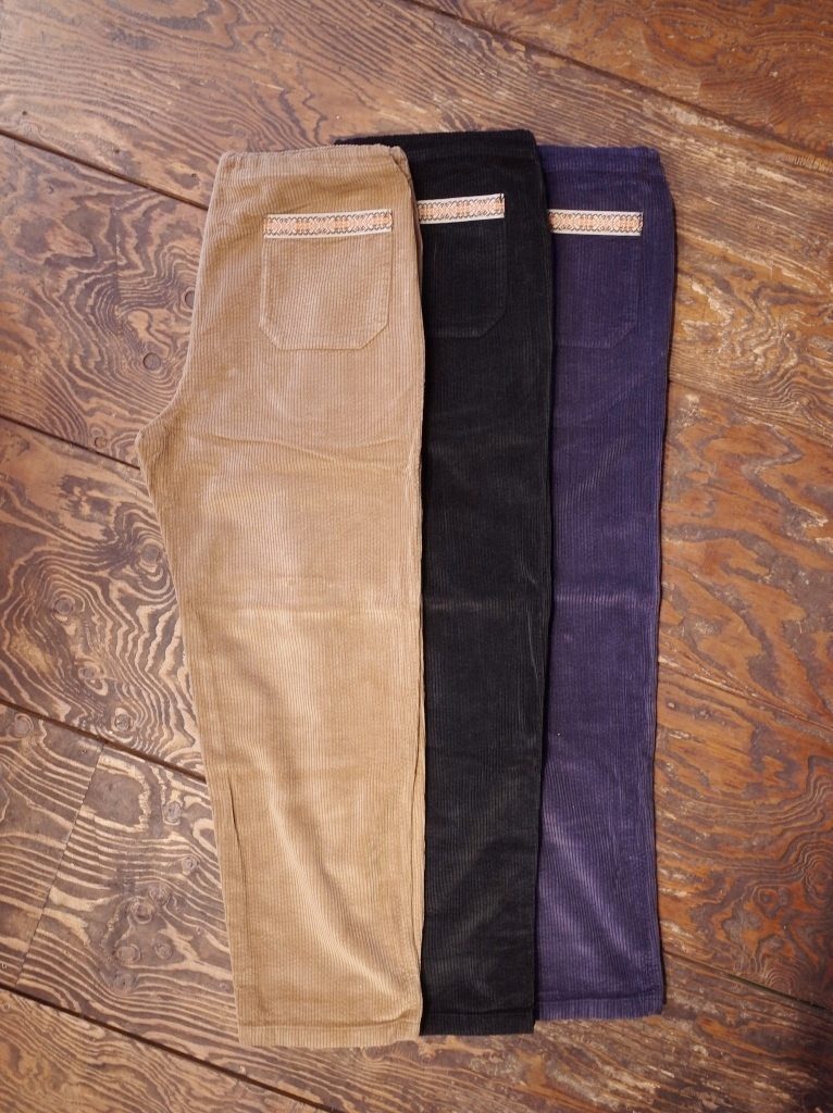 RADIALL    「MONK EASY PANTS」 イージーパンツ