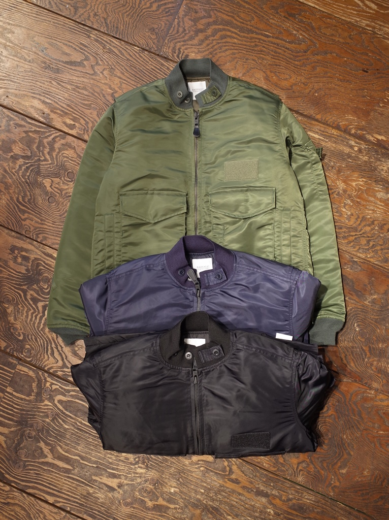 RADIALL  「HEMI FLIGHT JACKET」  G-8 フライトジャケット