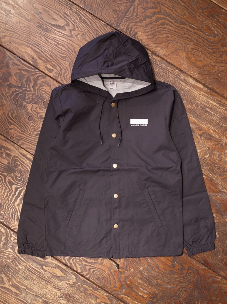 CHALLENGER   「REFLECTOR HOODED JACKET」 ナイロンフードジャケット