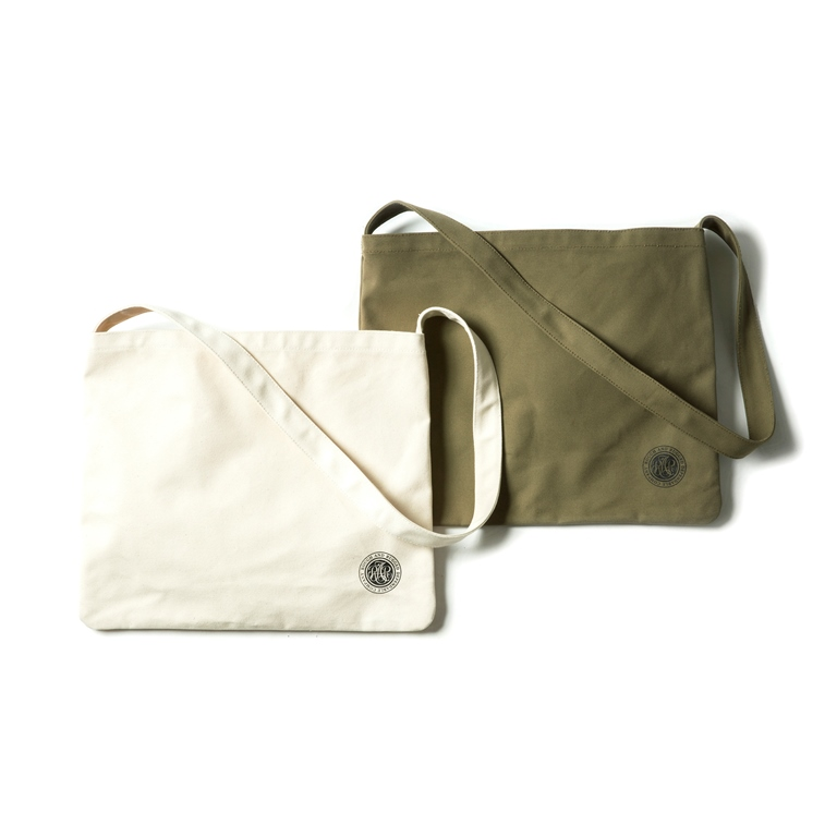 ROUGH AND RUGGED  「 SHOLDER BAG」 キャンバスショルダーバッグ
