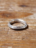CALEE  「TRIANGLE RING 〈SILVER 925 〉」 SILVER製リング