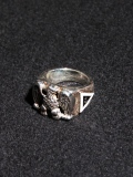 CALEE  「EAGLE PINKIE RING 〈SILVER 925 〉」 SILVER 925製 ピンキーリング