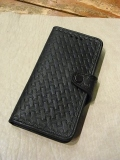 DEXTER  「EMBOSSING LEATHER iPhone CASE」 iPhone 6 専用 レザーケース