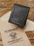 DEXTER 「Embossing Leather Studs Short Wallet」  レザーショートウォレット