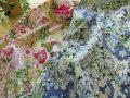 【コットン マスターローン】 ≪ YUWA ≫ * Botanical Flower (ボタニカル フラワー)*