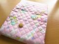 オックスキルティング キキララ (ピンク系) 約50cmカット