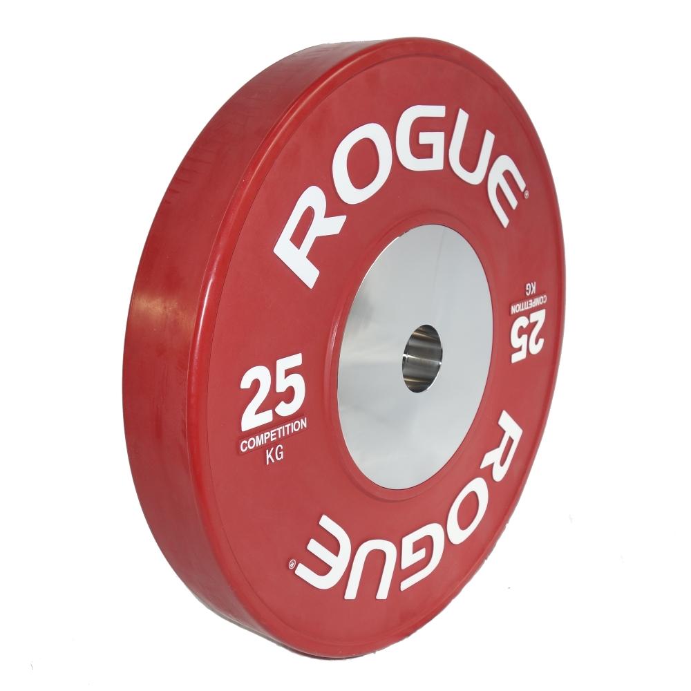 Rogue(ローグ)コンペティションオリンピックプレート25kg