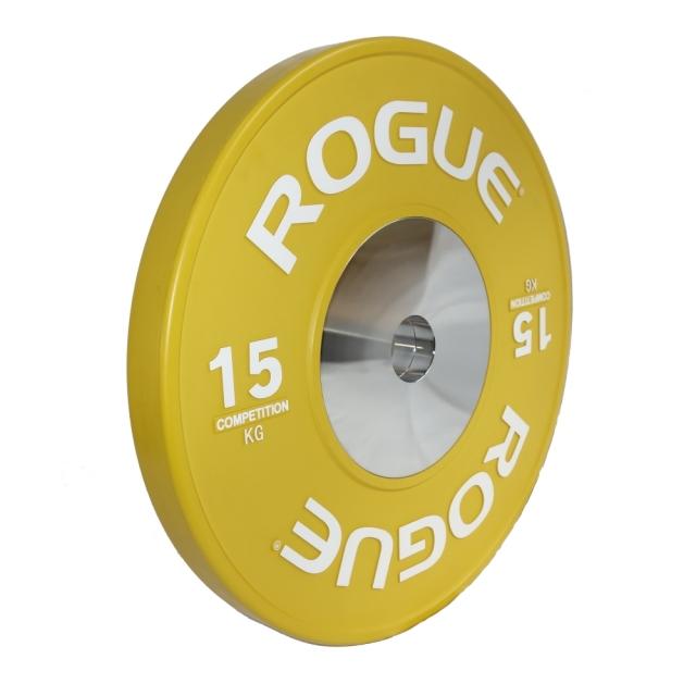 Rogue(ローグ)コンペティションオリンピックプレート15kg