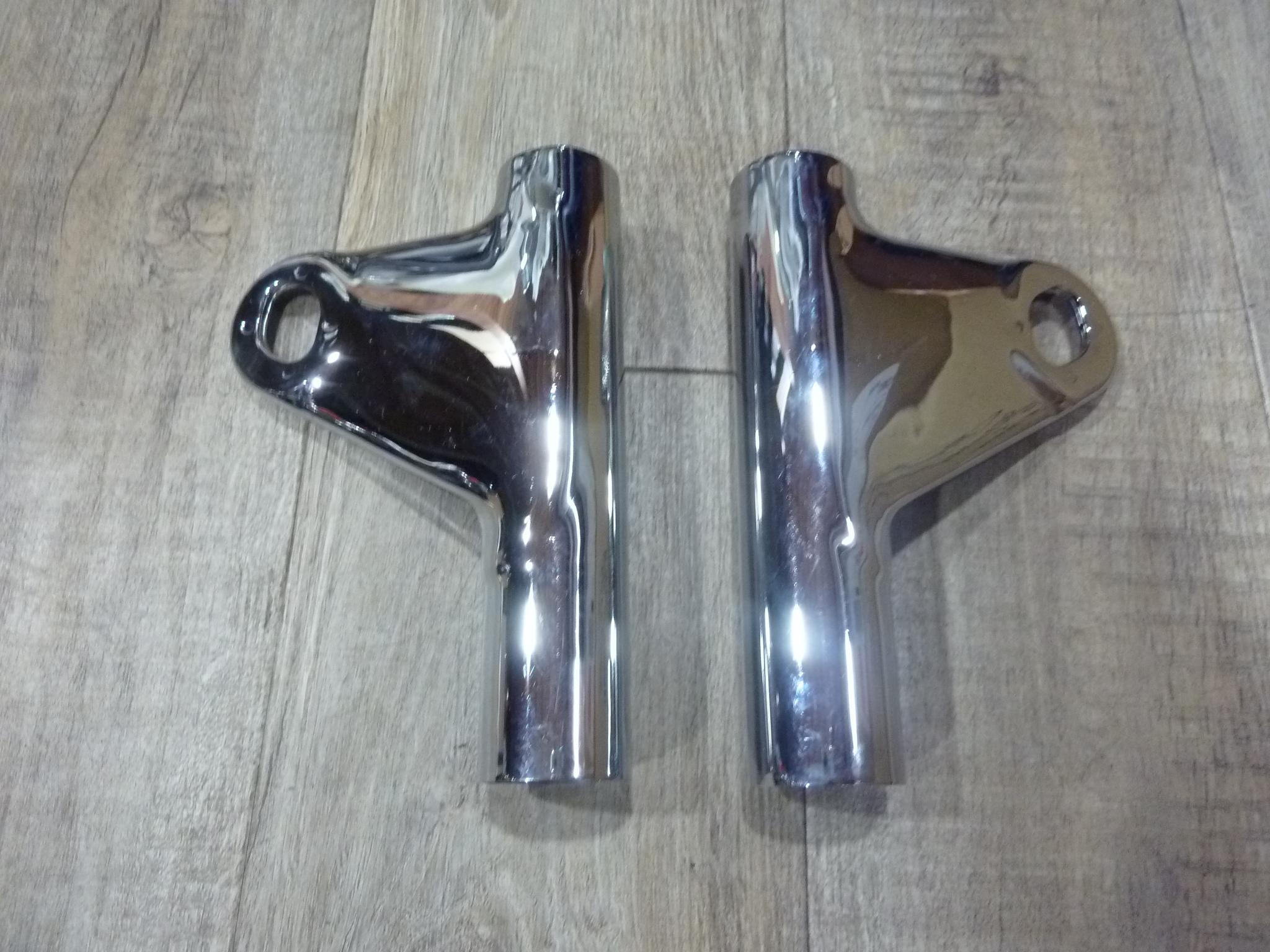 ★特価!★Z1/Z2初期型ライトステー(左右セット)