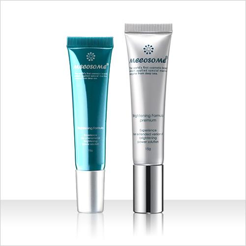 定期購入|基礎化粧品セット「潤白2ステップ」(シミ取り+シミ取りプレミアム)