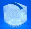【エコなLEDソーラー充電式ランタン】  SOLARPUFF(ソーラーパフ) 5カラー