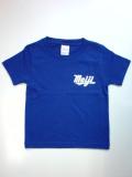 【在庫限り】キッズTシャツ・青・Meijii・120サイズ