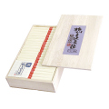[T-60]播州手延そうめん[月の輪] 上級品【赤帯】 3.05kg(61束)化粧木箱