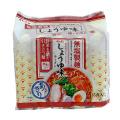 [tm-09]無塩製麺 あっさりしょうゆ味ラーメン 5食