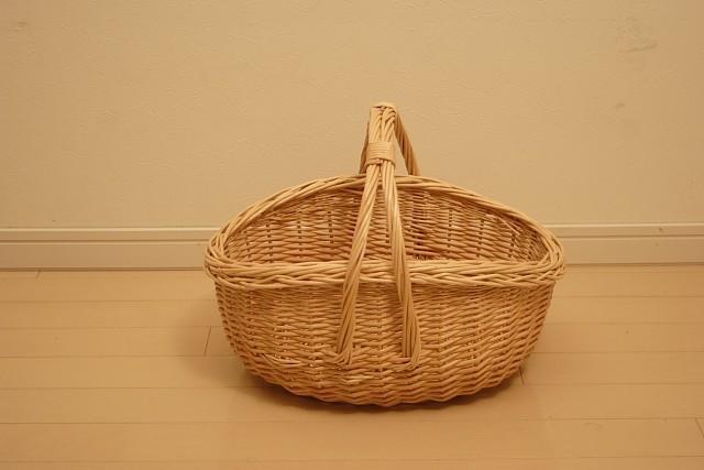 煮柳手付きバスケット