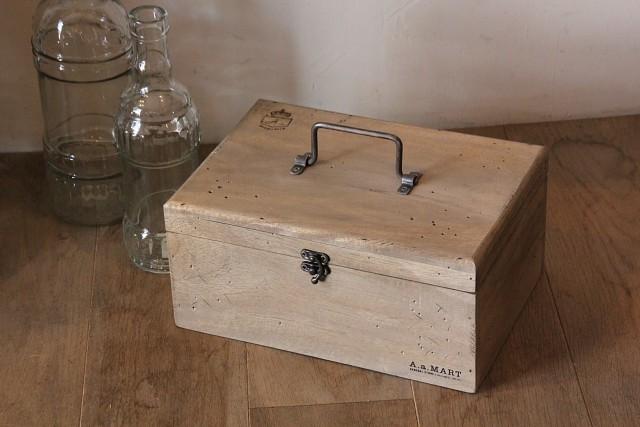 アンティーク風 パーテーションボックス