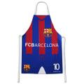 FCバルセロナ エプロン (ユニフォーム柄)