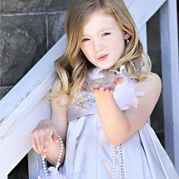 華やかなパーティーに〜スパンコール バブルドレス「Party Girl Sequin Bubble Dress」2歳から12歳