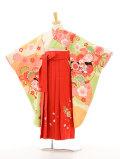 あしだまな古典×赤刺繍袴