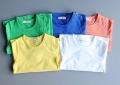 春色カラーTシャツ