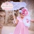 薔薇になれるフラワードレス「Be My Rose Flower Girl Dress」1歳から14歳