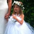 夢の天使のチュチュドレス「Dream Angel Tutu Dress」0歳から6歳