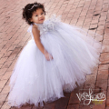 銀色の黄昏 プリンセスチュチュドレス「Silver Dusk Princess Tutu Dress」0歳から6歳