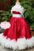 女の子の喜びの時間〜フェザードレス「A Time of Joy Girls Feather Dress」1歳から12歳