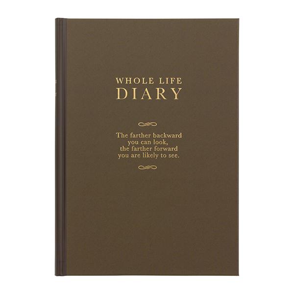 日記 自分史 洋風