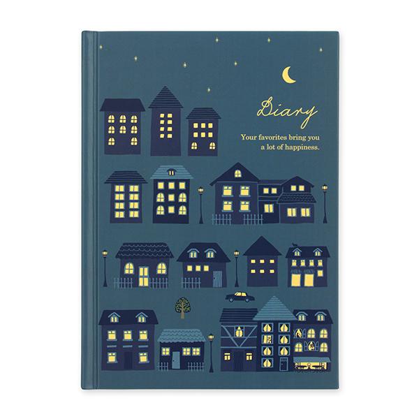 日記 夜の街柄