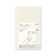 MDノート ライト<新書> 無罫 3冊組(15209006)