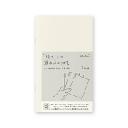 MDノート ライト<新書> 横罫 3冊組(15210006)
