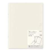 MDノート ライト<A4変形判> 無罫 3冊組(15215006)