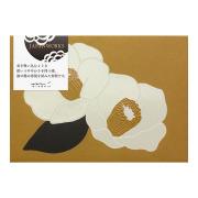 封筒<洋2> 漆 玉椿柄