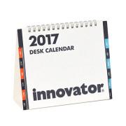 【2017年版】イノベーター カレンダー卓上 2017(30106006)