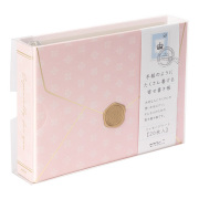 寄せ書き帳 手紙 ピンク(33221006)