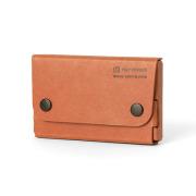 PS カードケース パスコ 赤茶(35288006)