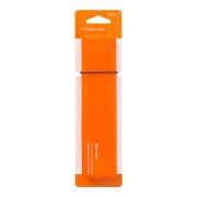 ソフトペンケース オレンジ A(41777006)★収納雑貨よりどり3点以上送料無料 5/18(木)まで★