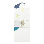 封筒 シルク 夕顔柄(85852006)