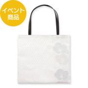 【限定】紙10th「季ごと」 手提げ 雪椿柄(91209456)