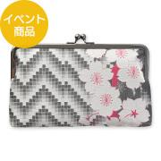 【限定】紙10th「季ごと」 クラッチバッグ 桜柄(91209457)