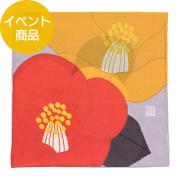 【限定】紙10th「季ごと」 スカーフ 椿柄(91209473)