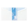 【送料無料!10個まとめ買い】封筒 空色ノキモチ (S-20400006)
