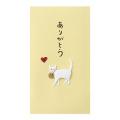 PCぽち袋227 ありがとう ネコ柄 (25227006)