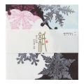 ぽち袋 箔 雪紋柄(25353006)