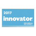 【2017年版】イノベーター カレンダー壁掛<L> 2017(30103006)